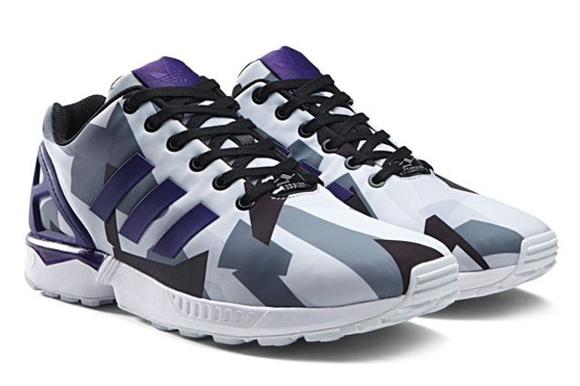 Adidas Zx Flux New Graphicprints March 4