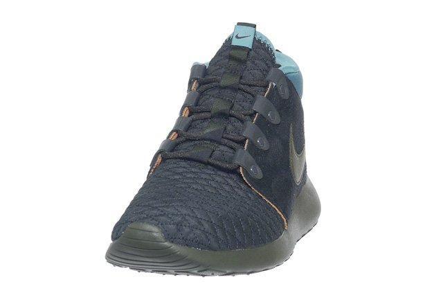 Nike Roshe Run Sneakerboot Darkloden Mineral Teal 5
