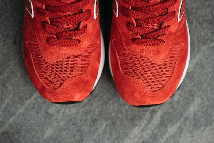 New Balance Made In Usa 1300 Csu Red 3