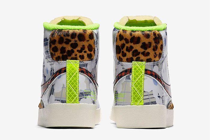 Nike Blazer Mid Gel Patterns Cj4239 981 2