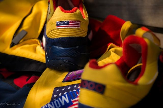 Packer Shoes Saucony Grid 9000 Snow Beach 2