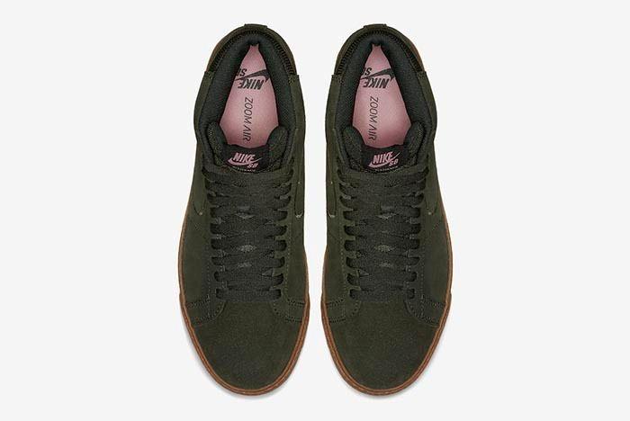 Nike Sb Blazer Mid 2