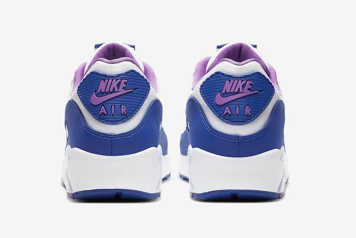 Nike Air Max 90 Easter Blue Heels