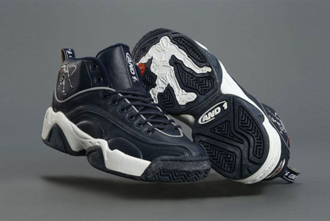 Marbury And1 Sneaker Nba1