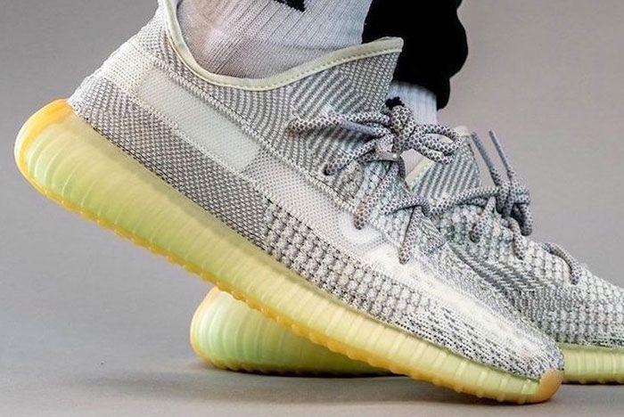 Adidas Yeezy Boost 350 V2 Yeshaya Fx4348On Foot