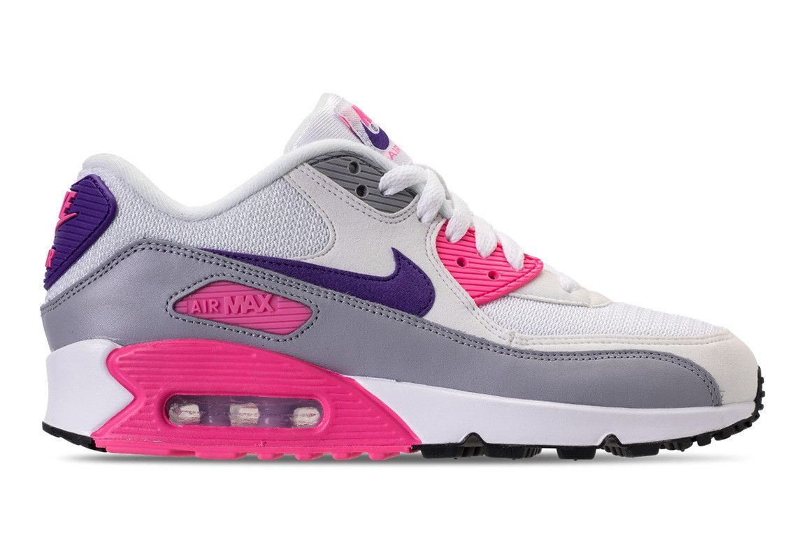 Nike Air Max 90 Laser Pink 2