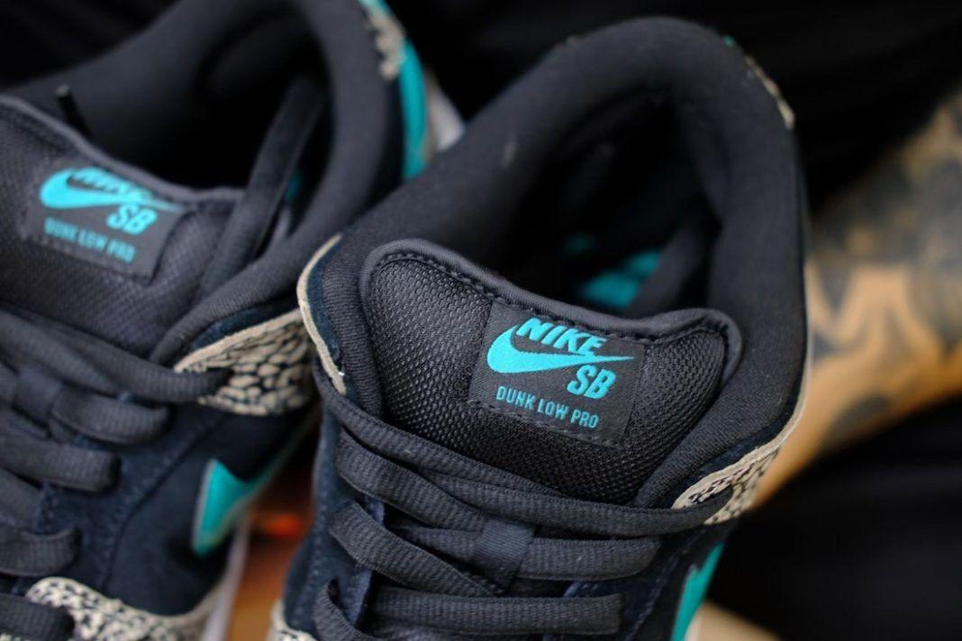 Nike SB Dunk Low 'Elephant'