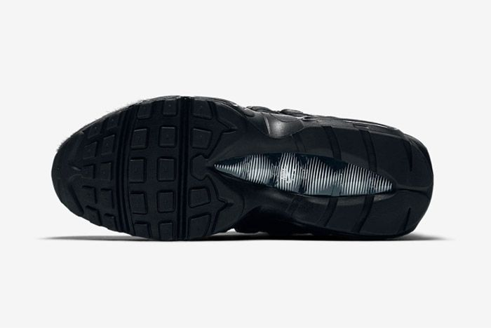 Nike Air Max 95 Wmns Black Pony Hair 5