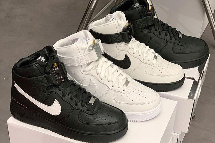 Alyx Nike Air Force 1 High Pack