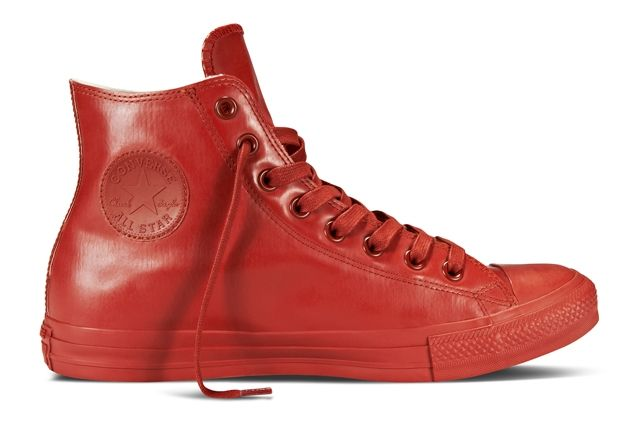Converse Chuck Taylor All Star Rubber Red 1