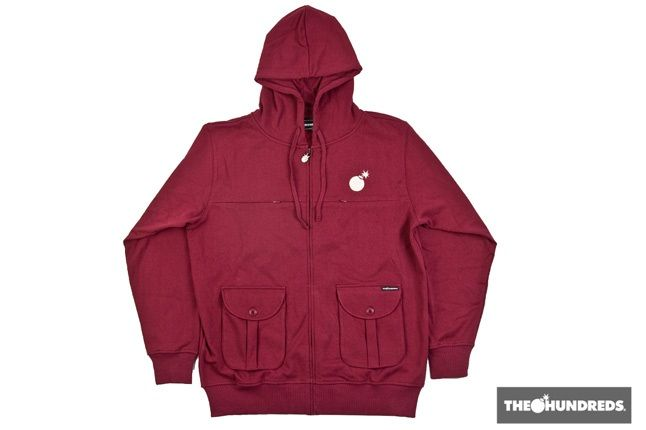 The Hundreds Lowball Hoodie 1