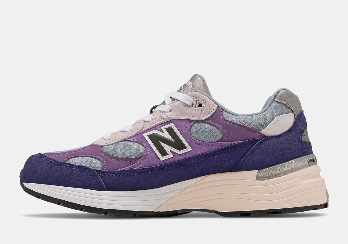New Balance 992 Purple
