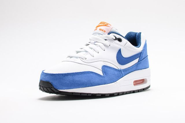 Nike Air Max 1 Gs Sport Blue Snakeskin 2