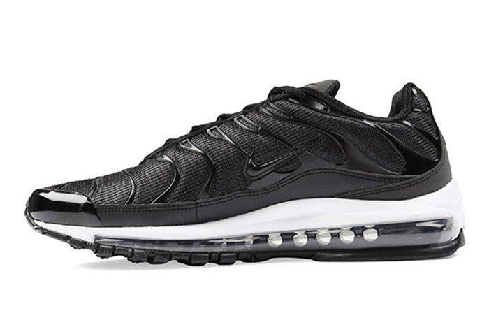 Nike Air Max 97 Plus Black 7