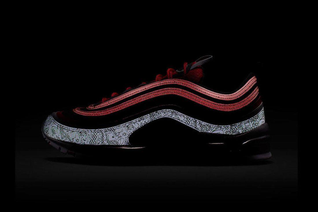 Jayson Tatum Nike Air Max 97 Release Date 5 Side