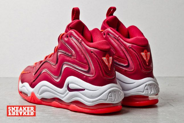 Nike Air Pippen Noble Red 3 1