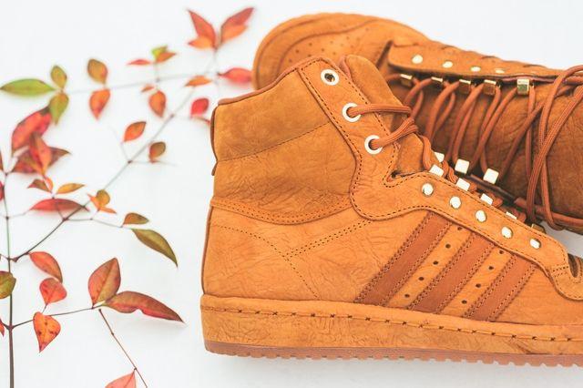 Adidas Originals Top Ten Hi Fox Red 6