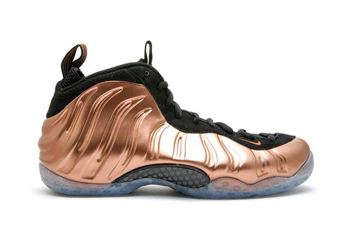 Nike Foamposite One 2017 Retro Og Metallic Copper