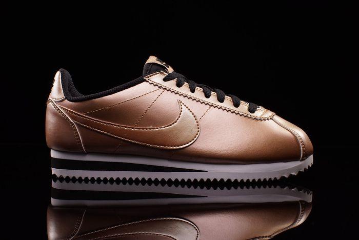 Nike Classic Cortez Bronze Oneness Bump 1