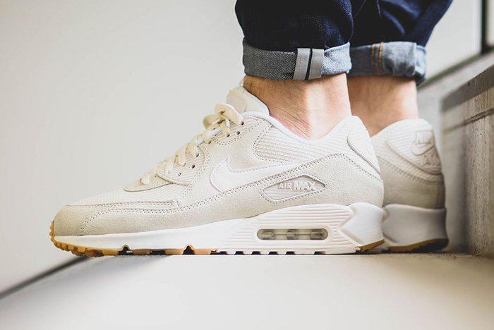 Nike Air Max 90 Essential (Phantom White) - Sneaker Freaker