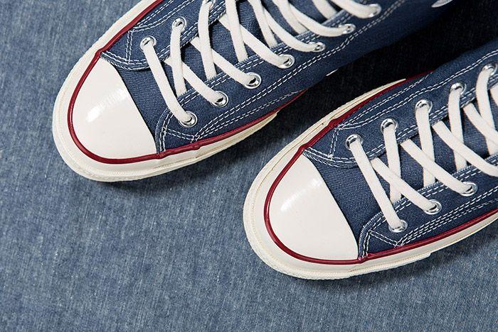 Converse Chuck Taylow All Star 70 High Insignia Blue 2