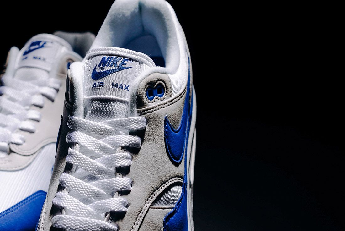 Nike Air Max 1 Og Anniversary Blue 3