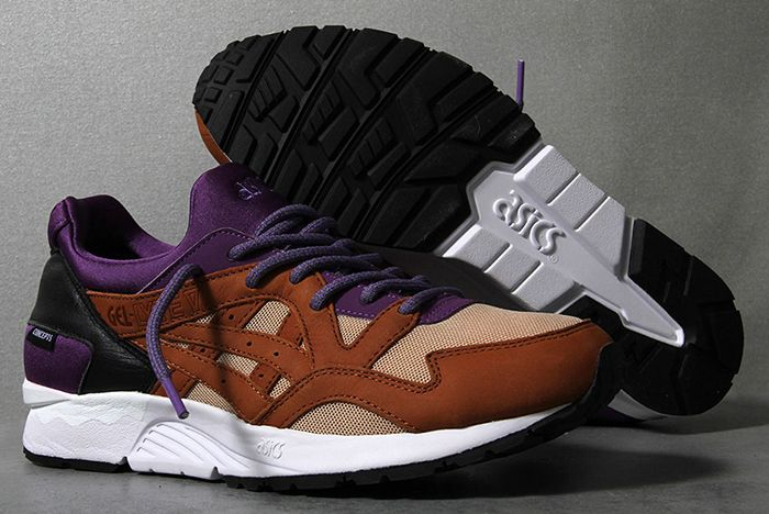 Concepts X Asics Gel Lyte V Mix Match Pack2