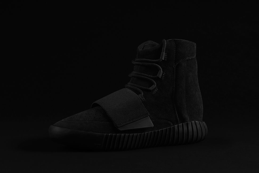 Material Matters History Of Yeezy Adidas Yeezy Boost 750 Black 2