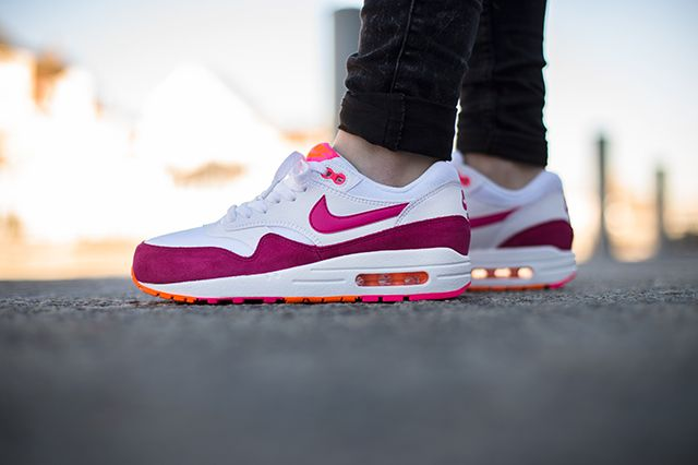 Nike Air Max 1 Wmns Pink Power