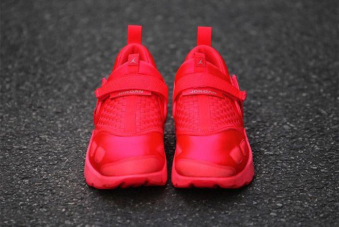 Jordan Trunner Crimson Red 3
