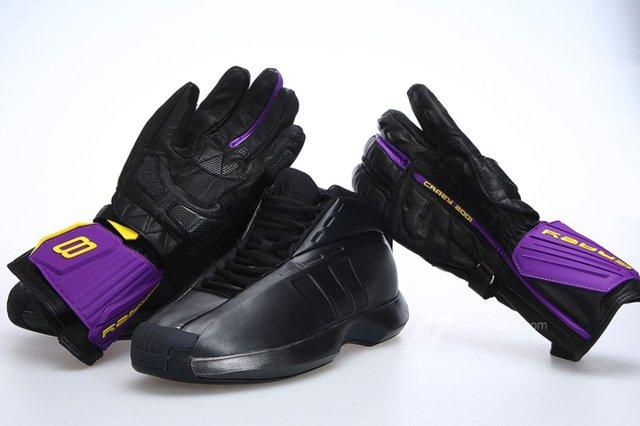 Adidas Crazy 1 Locomotive Box Set Gloves