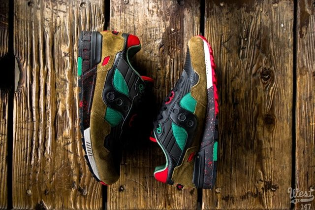 West Nyc Cabin Fever Saucony Shadow 5000 7