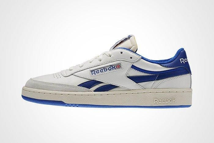 Reebok Revenge Plus Blue Thumb