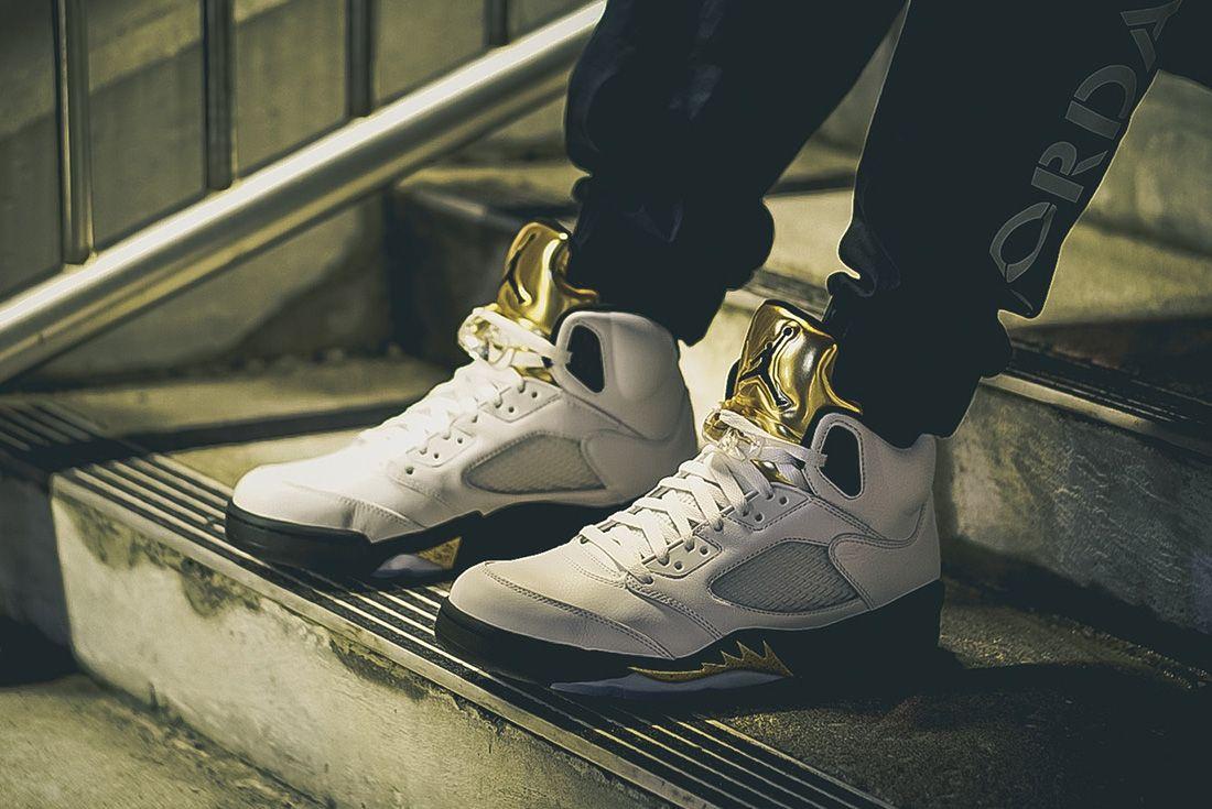 Air Jordan 5 Olympic32