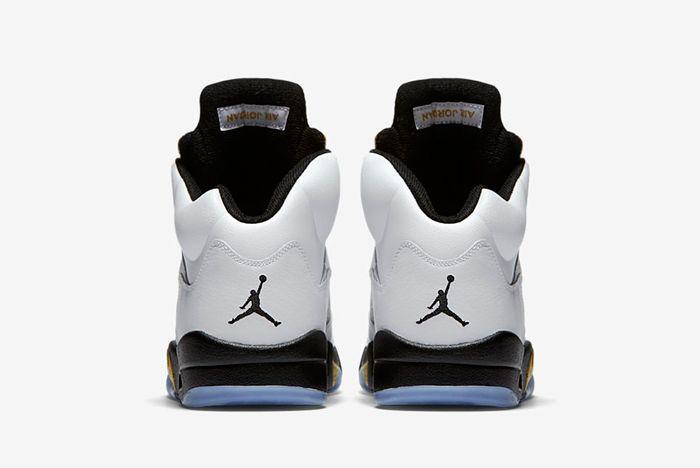 Air Jordan 5 Olympic 7