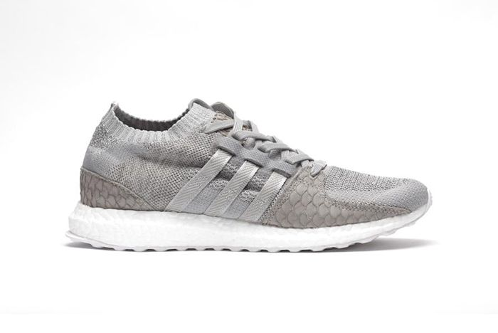 Pusha T X Adidas Eqt Ultra Boost Pk Grey Scale 1