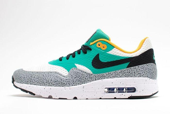 Nike Safari Grn Yllw Pack 2