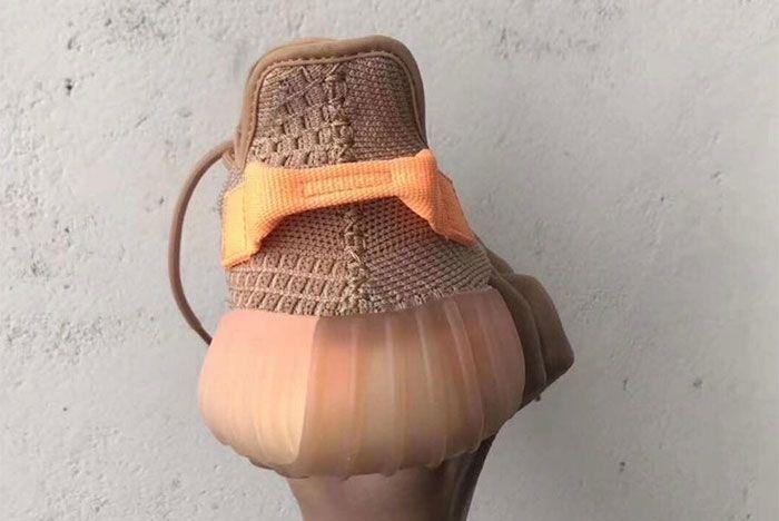Yeezy Boost 350 V2 Clay Heel