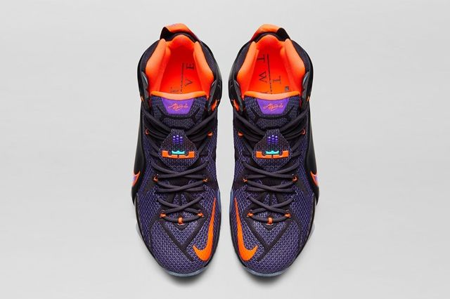Nike Lebron 12 Instinct Bump 1