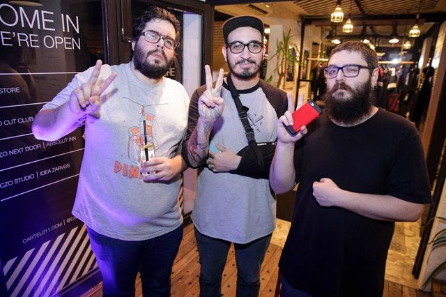 Ronnie Fieg Asics Kith Brasil Pop Up Shop Recap 2