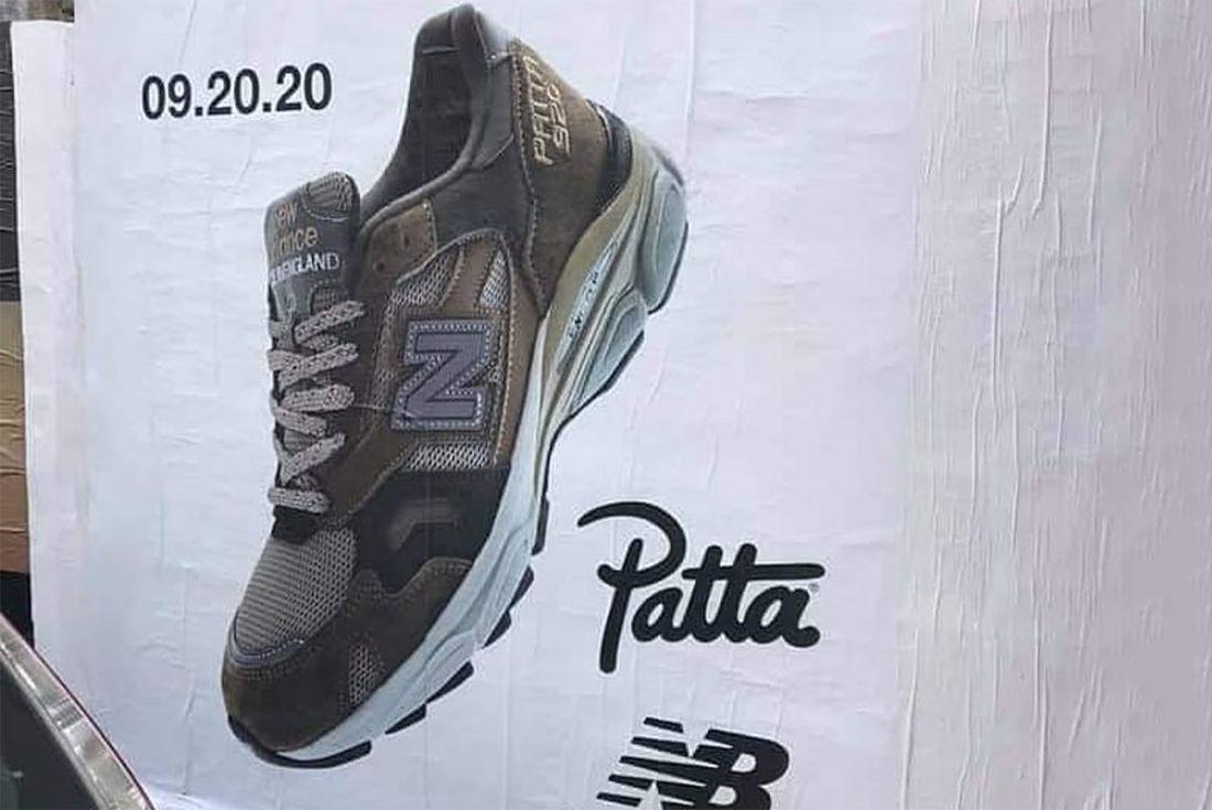 patta x new balance 920