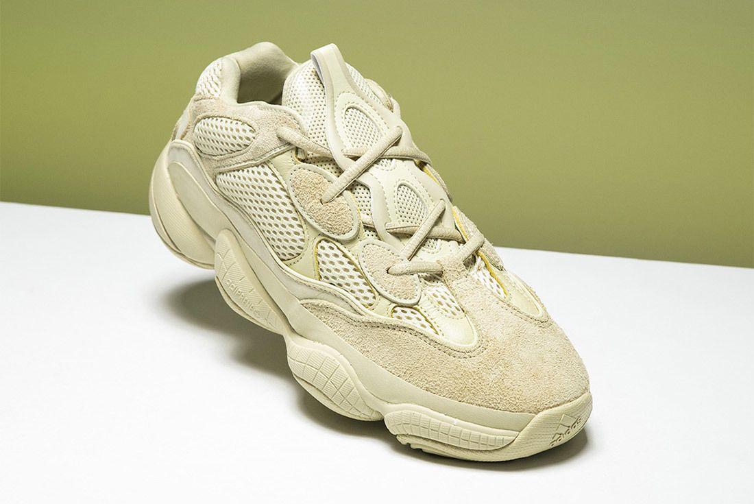 Adidas Yeezy 500 Super Moon Yellow Sneaker Freaker 4