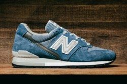 New Balance 996 Royal Blue Connissuer Thumb