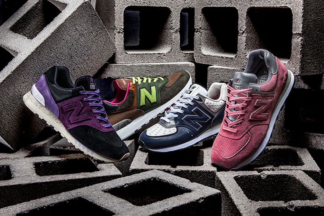 New Balance Iconic Collaborations Pack