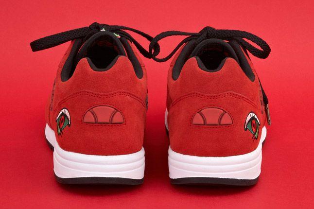 Atmos X Ellese Fab Five Heels 1