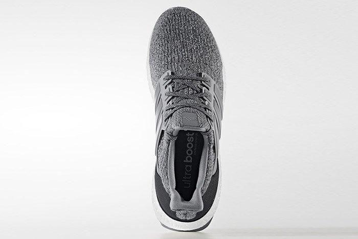 Adidas Ultraboost 3 0 Grey Silver 2