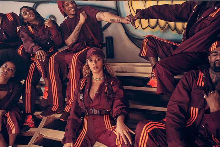 Beyonce Ivy Park Adidas Collection
