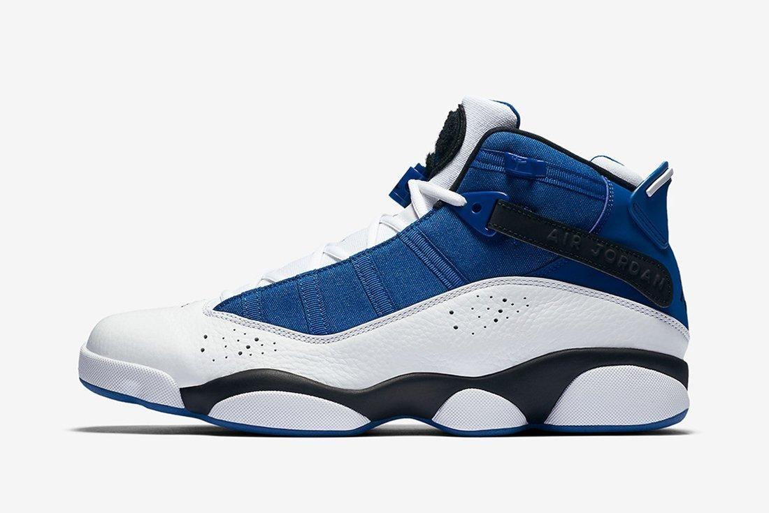 The Jordan Six Rings Returns For 201712