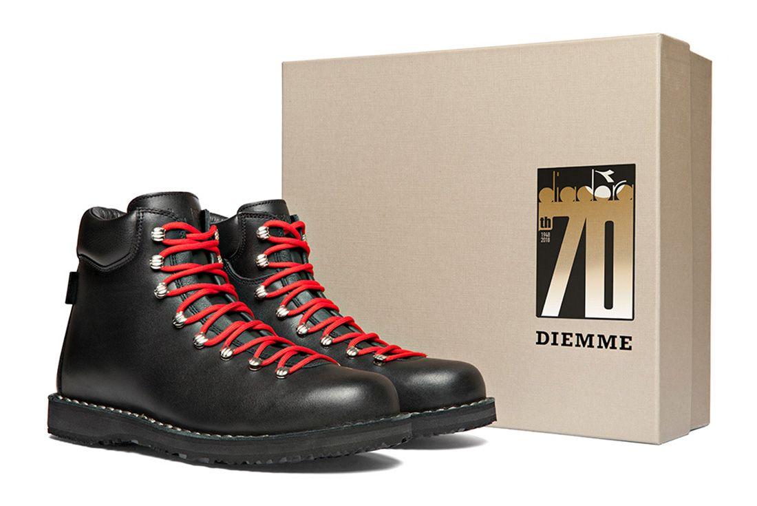 Diemme X Diadora Tonale Mod 1948 Sneaker Freaker 4