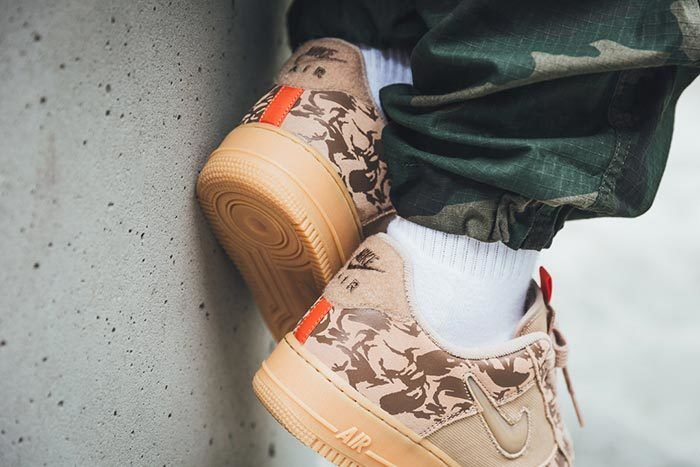 Nike Air Force 1 Jewel Camo 2